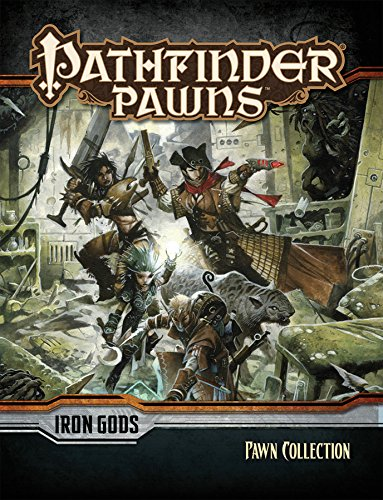 Pathfinder Pawns: Iron Gods Adventure Path Pawn Collection (Iron Gods compare prices)
