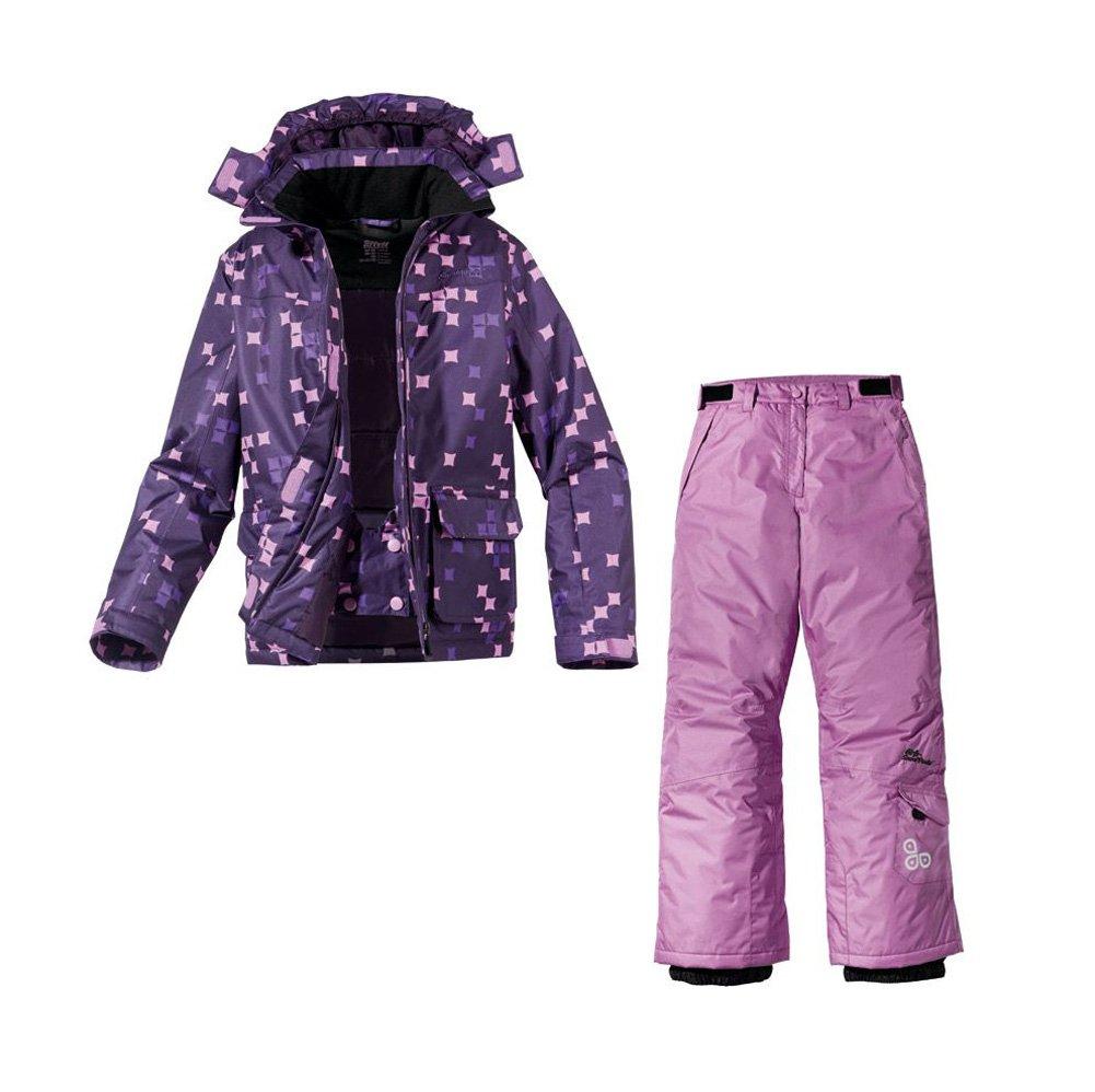 Mädchen Snowboardanzug Skianzug Größe: 146/152 Lila Snowboardjacke & Snowboardhose Set Schneeanzug günstig kaufen