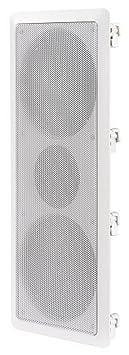 Haut-parleur 2 voies à encastrer 70/150 W blanc