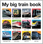 My Big Train Book (casebound)