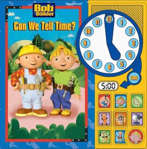 Bob The Builder: Fun Time With Bob (Interactive Sound Book) front-912305