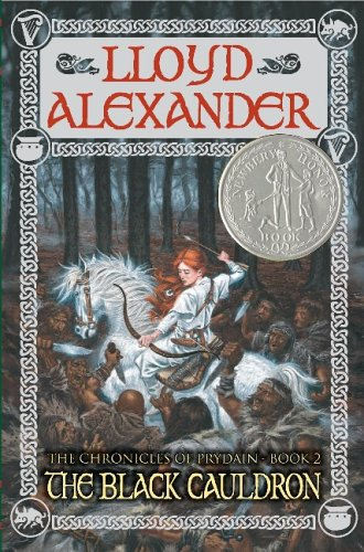 Cover of The Black Cauldron (The Chronicles of Prydain)
