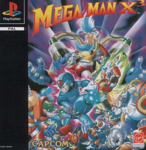 Megaman X3 (PS)