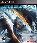 Metal Gear Rising Revengeance PS3