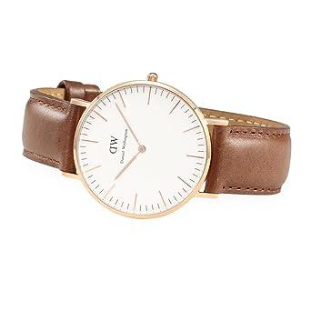 bracelet cuir daniel wellington homme