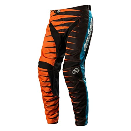 2014 Troy Lee Designs Mens GP Pant Joker Orange / Black 30
