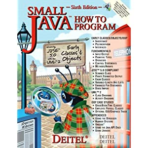 Small Java How to Program: AND Haskell, the Craft of Functional Programming