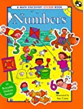 Numbers: Math Discovery Book 1 (A Math Discovery Sticker Book) (0140563563) by Llewellyn, Claire