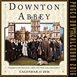 Downton Abbey Color Page-A-Day Calendar 2016
