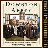 Downton Abbey Color Page-A-Day Calendar 2016 (2016 Calendar)