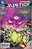 2013 - DC Comics - Justice League #20 - Despero's Revenge! / Trinity War