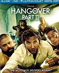 The Hangover Part II (Combo Pack: Blu-ray and DVD - Ultraviolet Digital Copy)