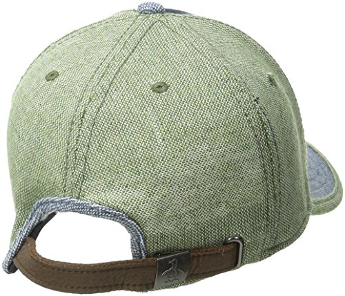 Original Penguin Men s Melton Wool and Tweed Baseball Cap a2e6dea960ab