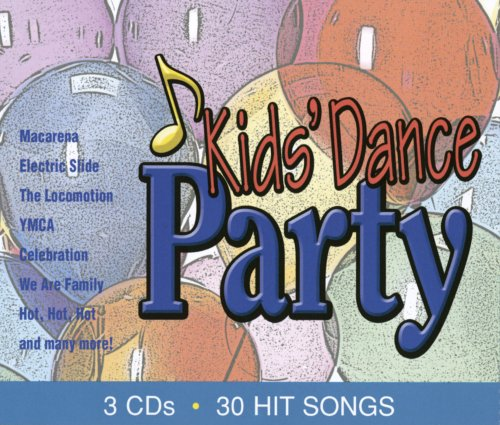Kid's Dance Party (Kids Dance Cd compare prices)