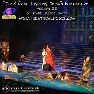 Theatrical Lighting Design Interactive