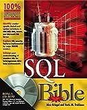 img - for SQL Bible by Kriegel, Alex, Trukhnov, Boris M. (2003) Paperback book / textbook / text book