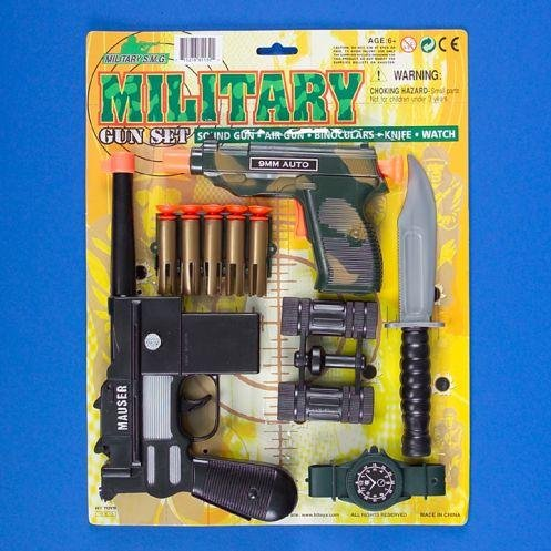 Military Toys For Kids
