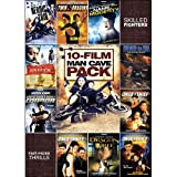 Cover art for  10-Movie Man Cave Action/Martial Arts Pack