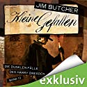 Kleine Gefallen (Die dunklen Fälle des Harry Dresden 10) Audiobook by Jim Butcher Narrated by Richard Barenberg