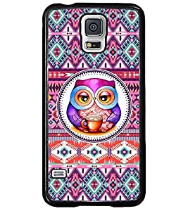 PRINTSWAG QWL PATTERN Designer Back Cover Case for SAMSUNG GALAXY S5