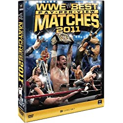 Best Pay Per View Matches of 2011