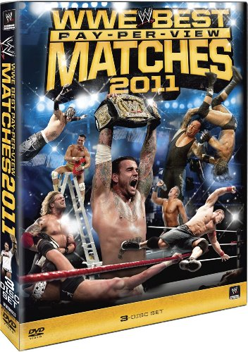 Best Pay Per View Matches of 2011 [DVD] [Import]