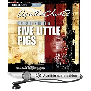 Five Little Pigs (Dramatised)