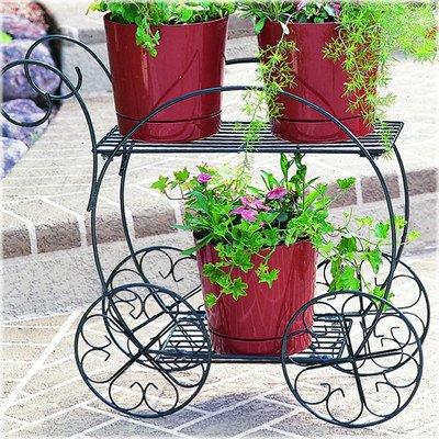 Tiered-Garden-Cart