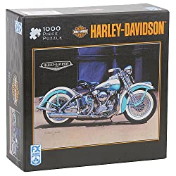 Ravensburger Harley Davidson - 1000 Piece - Classic '41
