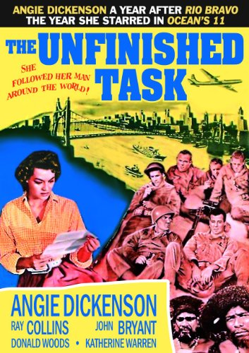 Unfinished Task, The (A/K/A I'Ll Give My Life)