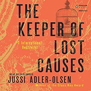 The Keeper of Lost Causes Audiobook
