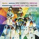 Medtner, Rachmaninov : Sonates pour piano. Osborne.