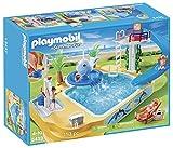 Playmobil - 5433 - Figurine - Famille Avec Piscine Et Plongeoir