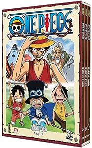 One Piece - Marine Ford - Coffret 3