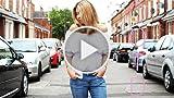 Tara's OOTD: Bardot Top, Jeans And Leopard Print Boots