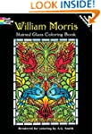 William Morris Stained Glass Coloring...