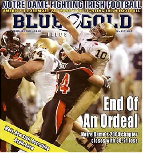 Best Price for Blue & Gold Illustrated Magazine Subscription