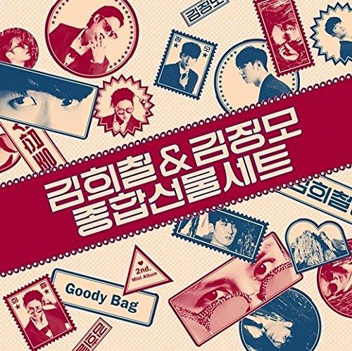 キムヒチョル&キムジョンモ 2nd ミニアルバム 総合ギフトセット ( Goody Bag )( 韓国盤 )(初回限定特典3点)(韓メディアSHOP限定)