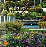 Modernes Gartendesign: Modelliert, mi...