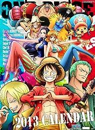 Japanese Anime Calendar 2013 ONE PIECE #K001S