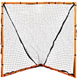 Champion Sports Backyard 4x4 Lacrosse Goal (Orange)