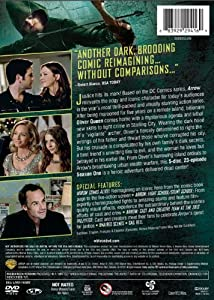 Arrow: Season 1 from Warner Bros.