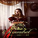 The Duke's Scoundrel Romance: The Duke's Bride and Scoundrel Audiobook by Alayna Shavonne Narrated by Edith Moulson