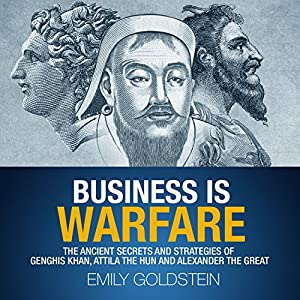Business Is Warfare Audiobook