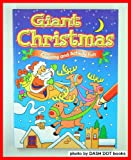 Giant Christmas Coloring and Activity Fun