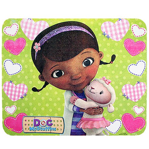 Doc Mcstuffins 72007 Paper Placemats 12 Pieces - 1