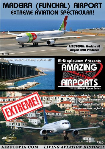 Madeira/Funchal Airport - Extreme Aviation Spectacular! [Edizione: Germania]