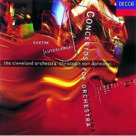 Bartók: Concerto for Orchestra, Sz. 116 - 4. Intermezzo interrotto (Allegretto)