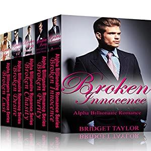 The Alpha Billionaire Romance Series Complete Boxed Set Audiobook