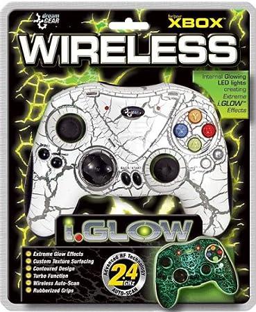 Xbox Wireless iGlow Controller White